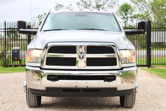 2017 Ram 3500 Tradesman Crew Cab 4x4 6.7L Cummins Diesel Aisin Auto Flatbed Sealy, Texas 3