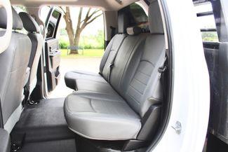 2017 Ram 3500 Tradesman Crew Cab 4x4 6.7L Cummins Diesel Aisin Auto Flatbed Sealy, Texas 37