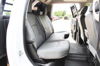 2017 Ram 3500 Tradesman Crew Cab 4x4 6.7L Cummins Diesel Aisin Auto Flatbed Sealy, Texas 41