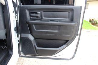 2017 Ram 3500 Tradesman Crew Cab 4x4 6.7L Cummins Diesel Aisin Auto Flatbed Sealy, Texas 43