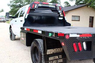 2017 Ram 3500 Tradesman Crew Cab 4x4 6.7L Cummins Diesel Aisin Auto Flatbed Sealy, Texas 8