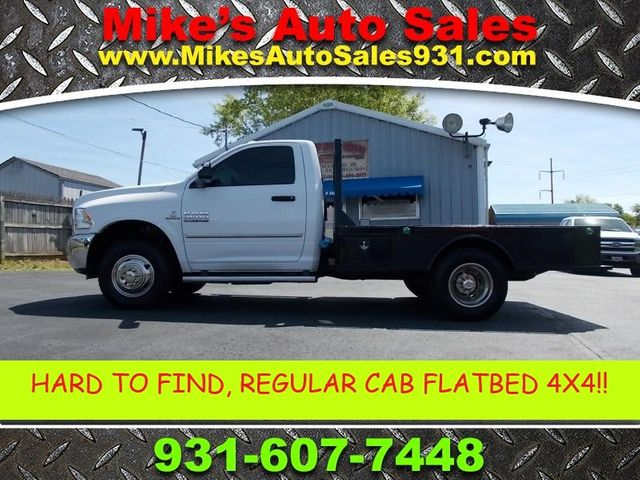 2017 Ram 3500 Chassis Cab Tradesman Shelbyville, TN