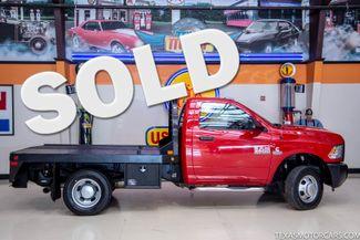 2017 Ram 3500 DRW Chassis Cab 4X4 Tradesman in Addison, Texas 75001