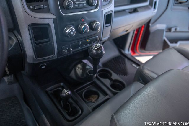 2017 Ram 3500 DRW Chassis Cab 4X4 Tradesman in Addison, Texas 75001