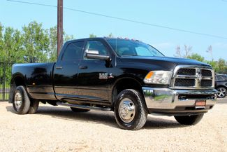 2017 Ram 3500 DRW Tradesman Crew Cab 4X4 6.7L Cummins Diesel Auto Sealy, Texas 1