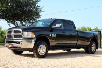 2017 Ram 3500 DRW Tradesman Crew Cab 4X4 6.7L Cummins Diesel Auto Sealy, Texas 5
