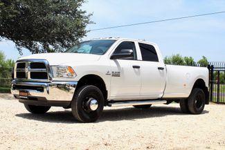 2017 Ram 3500 DRW Tradesman Crew Cab 4X4 6.7L Cummins Diesel AISIN Auto Sealy, Texas 5