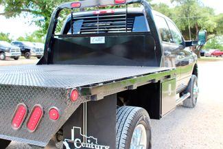 2017 Ram 3500 DRW Tradesman Crew Cab 4X4 6.7L Cummins Diesel Auto Flatbed Sealy, Texas 10