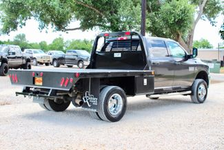 2017 Ram 3500 DRW Tradesman Crew Cab 4X4 6.7L Cummins Diesel Auto Flatbed Sealy, Texas 11