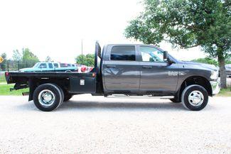 2017 Ram 3500 DRW Tradesman Crew Cab 4X4 6.7L Cummins Diesel Auto Flatbed Sealy, Texas 12