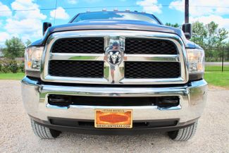2017 Ram 3500 DRW Tradesman Crew Cab 4X4 6.7L Cummins Diesel Auto Flatbed Sealy, Texas 13