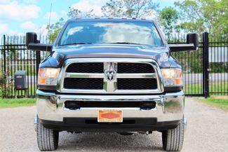 2017 Ram 3500 DRW Tradesman Crew Cab 4X4 6.7L Cummins Diesel Auto Flatbed Sealy, Texas 3
