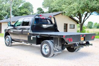 2017 Ram 3500 DRW Tradesman Crew Cab 4X4 6.7L Cummins Diesel Auto Flatbed Sealy, Texas 7