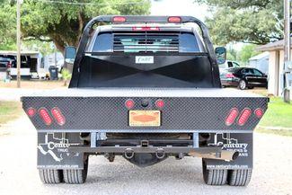 2017 Ram 3500 DRW Tradesman Crew Cab 4X4 6.7L Cummins Diesel Auto Flatbed Sealy, Texas 9