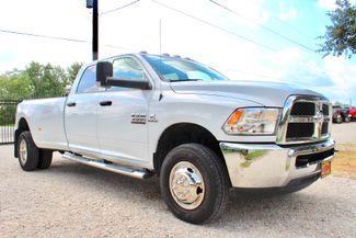 2017 Ram 3500 DRW Tradesman Crew Cab 4X4 6.7L Cummins Diesel Aisin Auto in Sealy, Texas 77474