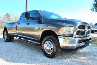 2017 Ram 3500 DRW Tradesman Crew Cab 4X4 6.7L Cummins Diesel Auto in Sealy, Texas 77474