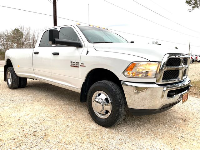 2017 Ram 3500 DRW Tradesman Crew Cab 4X4 6.7L Cummins Diesel RARE 6 Speed Manual