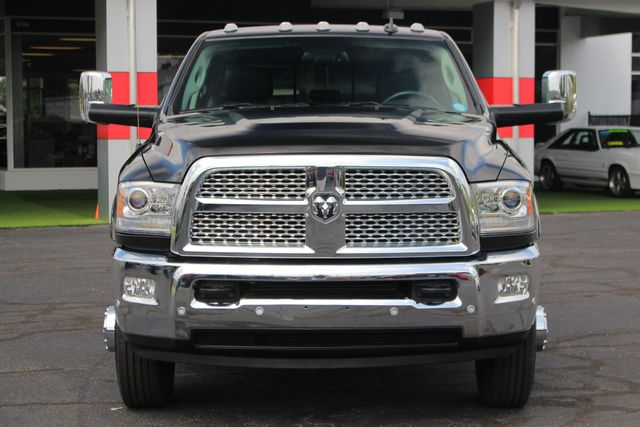 2017 Ram 3500 Laramie Crew Cab Long Bed DRW 4x4 - NAVIGATION! Mooresville , NC 16