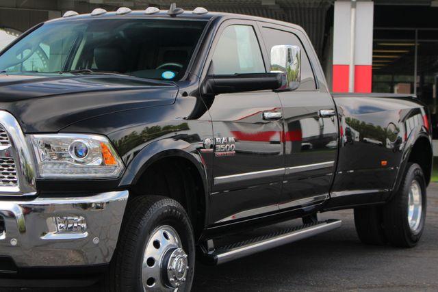 2017 Ram 3500 Laramie Crew Cab Long Bed DRW 4x4 - NAVIGATION! Mooresville , NC 27