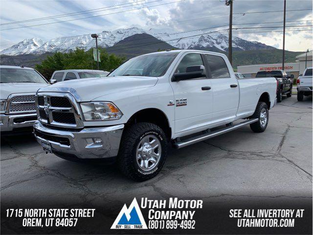 2017 Ram 3500 SLT   Orem, Utah   Utah Motor Company in  Utah