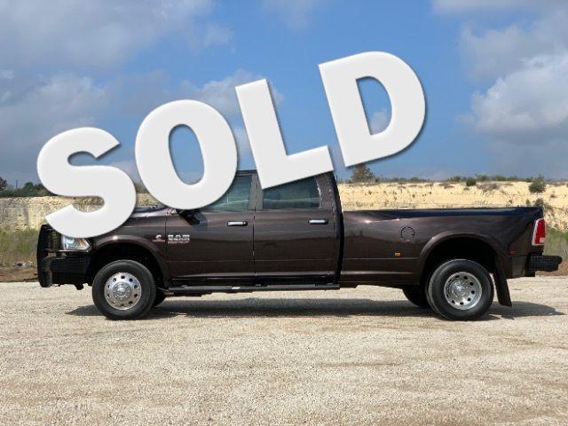 2017 Ram 3500 Laramie in San Antonio, TX 78233