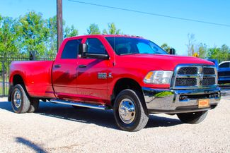 2017 Ram 3500 DRW Tradesman Crew Cab 4x4 6.7L Cummins Diesel Dually Auto Sealy, Texas 1