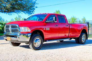 2017 Ram 3500 DRW Tradesman Crew Cab 4x4 6.7L Cummins Diesel Dually Auto Sealy, Texas 5