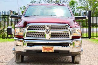 2017 Ram 3500 Laramie Mega Cab 4x4 6.7L Cummins Diesel Dually Auto Sealy, Texas 3