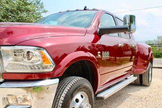 2017 Ram 3500 Laramie Mega Cab 4x4 6.7L Cummins Diesel Dually Auto Sealy, Texas 4