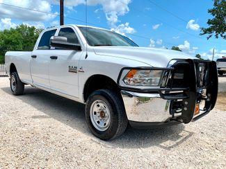 2017 Ram 3500 SRW Tradesman Crew Cab 4X4 6.7L Cummins Diesel Auto in Sealy, Texas 77474