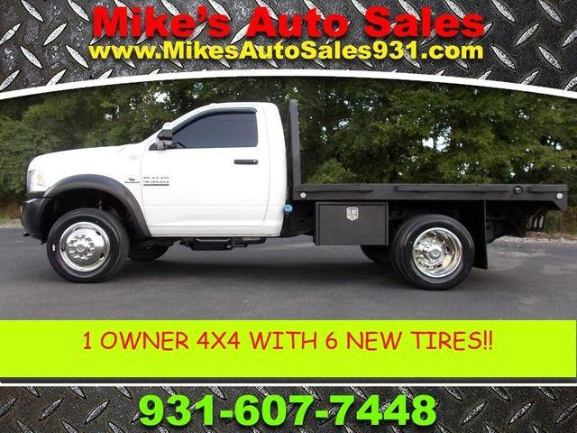2017 Ram 4500 Chassis Cab Tradesman Shelbyville, TN