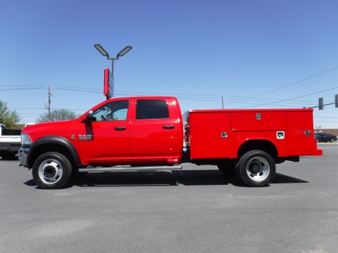 2017 Ram 4500 Crew Cab 9' Reading Utility 2wd Diesel in Ephrata, PA