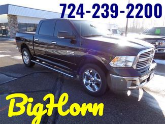 2017 Ram 4x4 1500 Big Horn in Bentleyville, Pennsylvania 15314
