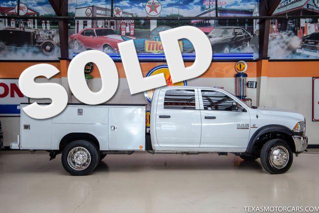 2017 Ram 5500 Chassis Cab Tradesman