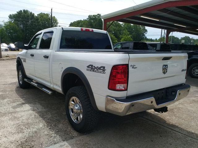 2017 Ram Crew Cab 4x4 2500 Tradesman Houston, Mississippi 3