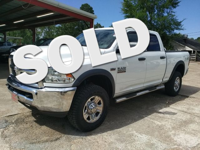 2017 Ram Crew Cab 4x4 2500 Tradesman Houston, Mississippi
