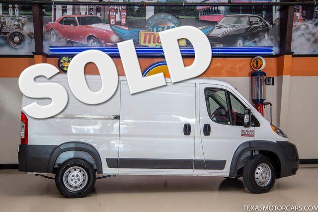 2017 Ram ProMaster Cargo Van Commercial