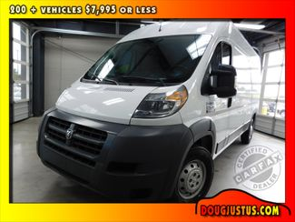 2017 Ram ProMaster Cargo Van 2500 HIGH in Airport Motor Mile ( Metro Knoxville ), TN 37777