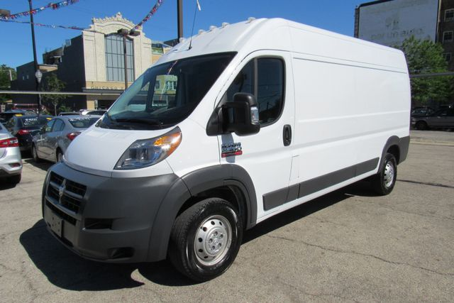 2017 Ram ProMaster Cargo Van Chicago, Illinois 2