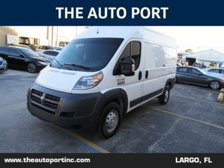 2017 Ram ProMaster Cargo Van in Largo, Florida 33773