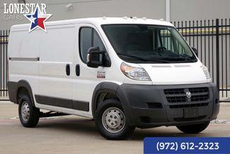 2017 Ram ProMaster 1500 Cargo Van Clean Carfax One Owner Warranty in Plano Texas, 75093