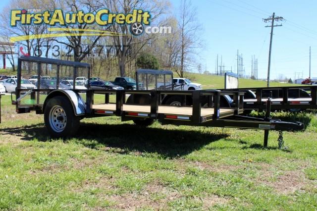 2017 Rettig 6x12 Single Axle