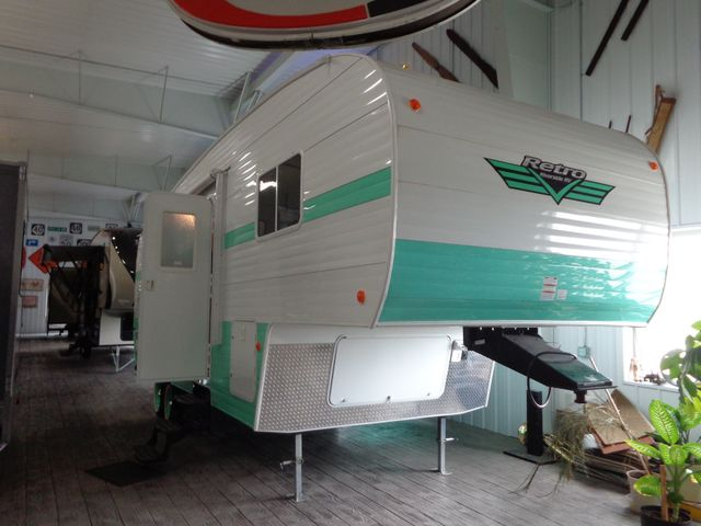 2017 Riverside Rv White Water Retro 526BH Mandan, North Dakota 1