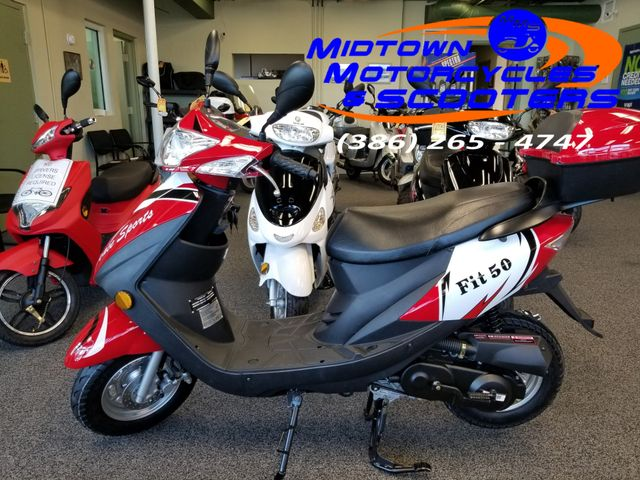 2017 Riya Fit-50 Scooter 49cc