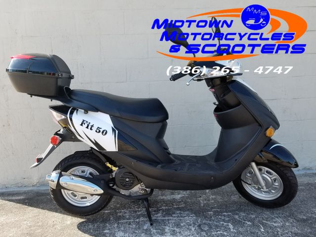 2018 Riya Fit-50 Scooter