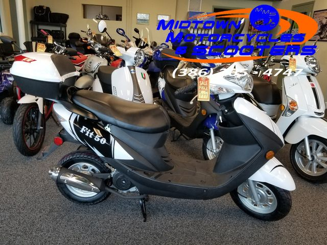 2018 Riya Fit-50 Scooter 49cc