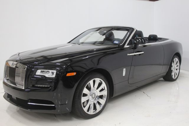 2017 Rolls-Royce Dawn Houston, Texas 12