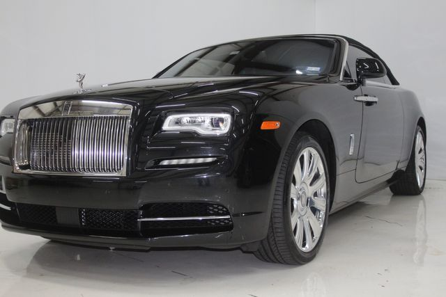 2017 Rolls-Royce Dawn Houston, Texas 2
