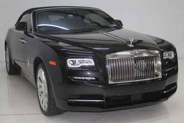 2017 Rolls-Royce Dawn Houston, Texas 4