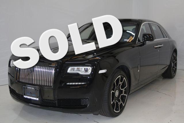2017 Rolls-Royce Ghost BLACK BADGE EDITION Houston, Texas 0